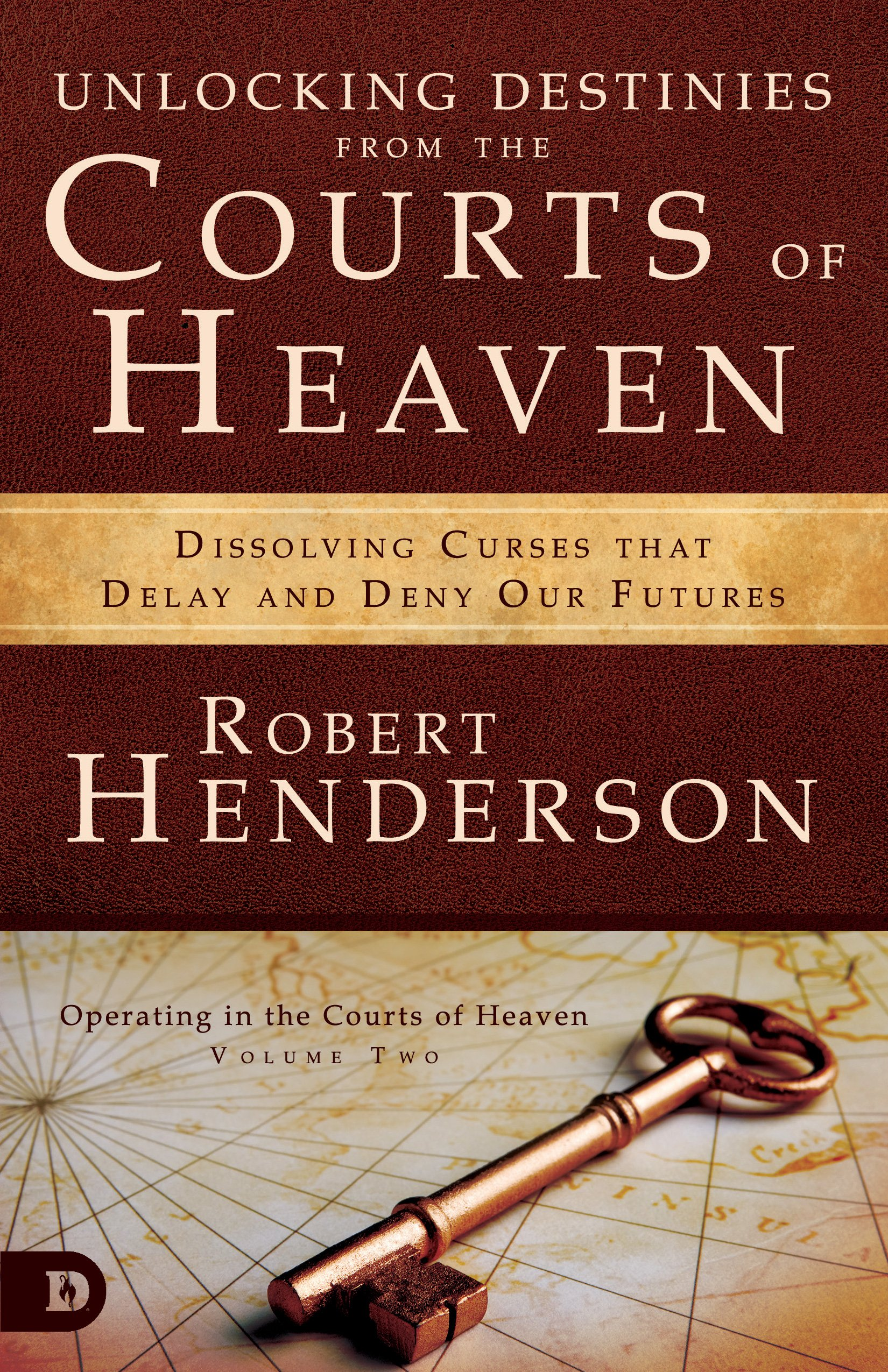 Courts of Heaven -The Spirit Church